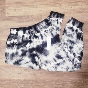 NWT | Young Fabulous & Broke Tie Dye Jogger Pants
